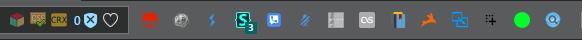 58 toolbar